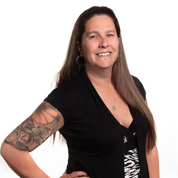 Mélanie Leblond - Adjointe administrative